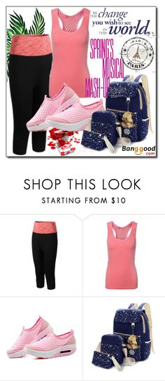 """Be the change"" by danijela-3 ❤ liked on Polyvore featuring WALL"