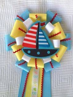 ideas para baby shower de marinero2