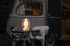 Iconische outdoorlamp Storm | Caravanity