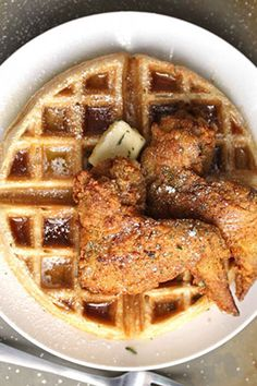 Chicken and Waffles: 22 Things You Can Make in Your Waffle Iron