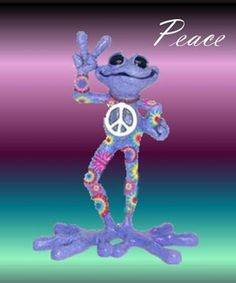 This frog comes in peace Hippie Peace, Hippie Love, Hippie Art, Hippie Girls, Hippie Things, Hippie Chick, Hippie Style, Peace Love Happiness, Make Peace