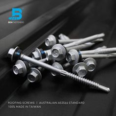 METAL-Tite™ - Carbon steel fasteners for fixing steel sheets onto steel substrates Roofing Screws, Fasteners, Drill, Steel, Hole Punch, Drills, Drill Press, Steel Grades, Iron