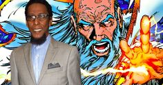 Shazam! Targets Luke Cage Star as the Wizard -- Ron Cephas Jones is in talks to join the cast of Shazam! to play the Wizard who bestows the powers to Billy Baston. -- http://movieweb.com/shazam-movie-cast-wizard-ron-cephas-jones/