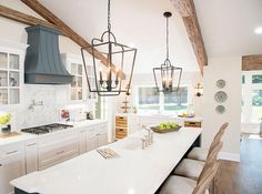 With Fixer Upper coming to a close, look back at their most beautiful transformations.