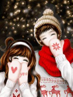 KOREAN COUPLE...                                                                                                                   ...