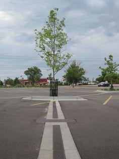 Maplewood Mall, St. Paul, stormwater retrofits