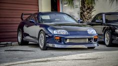 1,300 HP Drag Toyota Supra Can be Yours.....