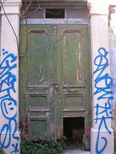 Door at Chios Castle