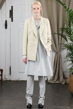 Lemaire Spring 2014 Ready-to-Wear Fashion Show