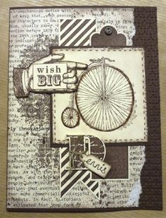 Stampin Up Feeling Sentimental, Bring On Th Cake, Morning Pst stamp sets