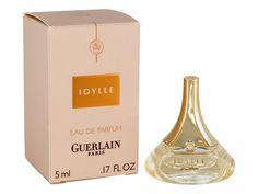 Miniature Idylle (Eau de parfum Guerlain - Photo Luc_T - Parfum Guerlain, Miniature Parfum, Miniatures, Perfume Bottles, Collection, Hair, Vanities, Fragrance, Woman