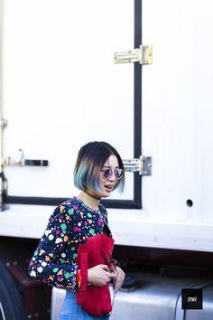 """Irene Kim. """"www.jaiperdumaveste.com """""""