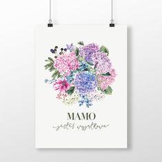 Plakat: Mamo jesteś wyjątkowa 2