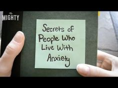 What Anxiety Feels Like | The Mighty