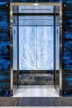 Elevator Cab Interiors | Seattle Series - Architectural Cab Finishes