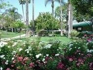 Pickwick Gardens Conference Center - Garden Setting view wedding reception locations - Burbank - Los Angeles County - Southern California