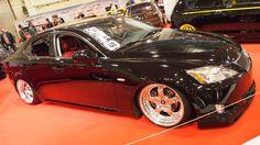 Lexus IS 250 at Essen Motorshow - Exterior Walkaround