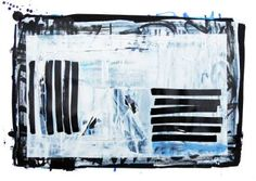 "Saatchi Art Artist Mark Fearn; Painting, ""Beach Lines"" #art"