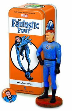 Dark Horse Deluxe Classic Marvel Characters: The Fantastic Four Statue #1: Mr. Fantastic by Dark Horse Deluxe, http://www.amazon.com/dp/B005TEVI12/ref=cm_sw_r_pi_dp_tPRYqb07Z5HAK