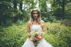 Rustic Wedding at Pencoed House Estate in Wales with Modeca Wedding Dress, Pastel Bridesmaids & Wild Flowers Mermaid Bride Dresses, Indian Bride Dresses, Princess Bride Dress, Wedding Dresses, Bride Dress Simple, Pastel Bridesmaids, Lace Bride, Matt Willis, Wedding Photography