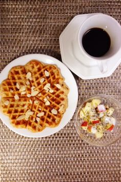 Waffle integral fit!