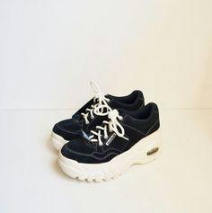 d5773fe94af Skechers Sneakers Platform Sneakers Skechers Platform Shoes Blue and White Sneakers  Shoes Skechers Kicks Rave Club Kid Size 7