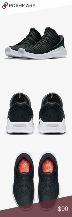 reputable site 0ff45 26bed JORDAN FLIGHT LUXE Men s Sneakers - Black The Jordan Flight Luxe Men s Shoe  is a slip-on style that moves like a low-top but delivers the stable feel  of a ...