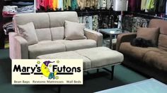 Mary S Futons Small E Solutions And Sofa Bedders