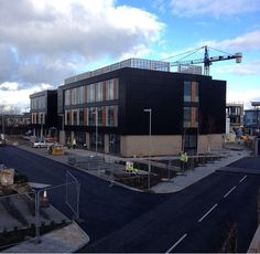 B101 Milton Park nearing completion.....