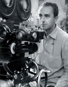 Michelangelo Antonioni, Master Film Director...