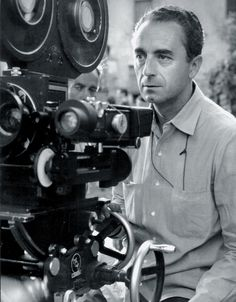 Michelangelo Antonioni, Master Film Director...