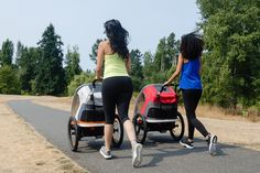 Take care of your parenting duties and still make time to get your fitness on with a jogging stroller. Check out these tips before you hit the road.