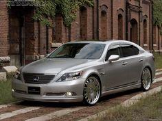 LS (XF40) - Custom Lexus LS XF40 281229 - Tuning Cars