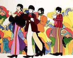 "The Beatles - ""Yellow Submarine"" / allo Spazio Oberdan"