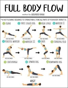 full body yoga workout for beginners (+ free PDF) - Yog . - full body yoga training for beginners (+ free PDF) – Yoga & Fitness - Full Body Yoga Workout, Beginner Yoga Workout, Workout For Beginners, Yoga Workouts, Full Body Stretching Routine, Weight Workouts, 20 Minute Workout, Beginner Yoga Routine, Stretching Exercises