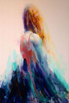 red-lipstick:  Zin Lim (Korean American, b. 1974, Seoul, South Korea, resides San Francisco, CA, USA) - 1: ID#05, 2014 2: Nomad 1, 2015 3: Nomad 6, 2015 4:Nomad 2, 2015 5:ID#02, 2013 6: ID#15, 2013 7:ID#08, 2014 8:ID#10, 2014 Paintings: Oil on Canvas