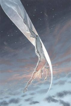 silver surfer requiem - Google Search