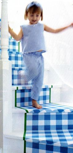 Love. love. love...its all gingham!