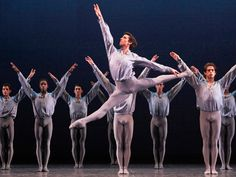 From student to top dog: Houston Ballet's Joseph Walsh gets his principal crystal slippers