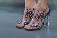 New York Fashion Week Shoe Of The Day: Spring 2016 Runway