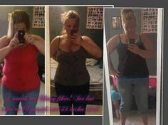 "Get those hands in the air.... would you look at Jennifer... way to go Jennifer!!!! ..  Here is what she has to say..   ""Well guys here's my new photo, down 34 pounds and 37 inches and I owe this all to Skinny Fiber woot woot!!! I've been on Skinny Fiber for 5 months, the only thing I have changed was I only drink water now, still eat the same and my exercise is just walking everyday.""  Buy 2 get 1 FREE, buy 3 get 3 FREE!!  Start your 90 day Challenge today! www.tryskinnyfiber.ca"