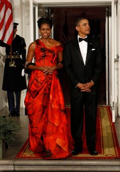 How Michelle Obama Became a National Style Treasure