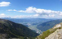 Blossberg (2619 m) Uttenheim-Villa Ottone #Bruneck #Brunico #Pfalzen #Falzes #Pustertal #Valpusteria