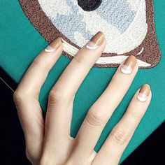 Perfect nails for fall @nail_unistella #nails #chic #pixiemarket