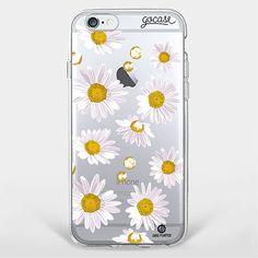 Capinha para celular Flores
