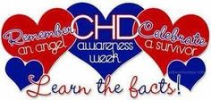 HKBK: Helping Kids Be Kids!: Remember, Educate and Celebrate: CHD Awareness