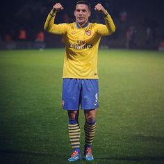 Lukas Podolski  Back to Arsenal