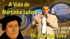A VIDA DE MARTINHO LUTERO E OS 500 ANOS DA REFORMA COM DR.RODRIGO SILVA