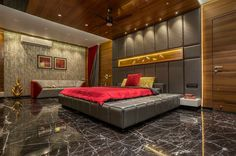 Classy And Posh Bedroom Design Ideas And Inspirations Posh Bedroom, Ceiling Design Bedroom, Bedroom False Ceiling Design, Modern Bedroom Furniture, Luxurious Bedrooms, Modern Bedroom Interior, House Interior, Home Interior Design, Interior Design