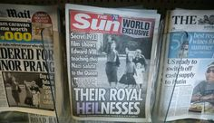 Buckingham Palace lashes out at The Sun over images of Queen's childhood 'Nazi salute' - HAARETZ #Royals, #TheSun, #Nazi, #Salute, #World